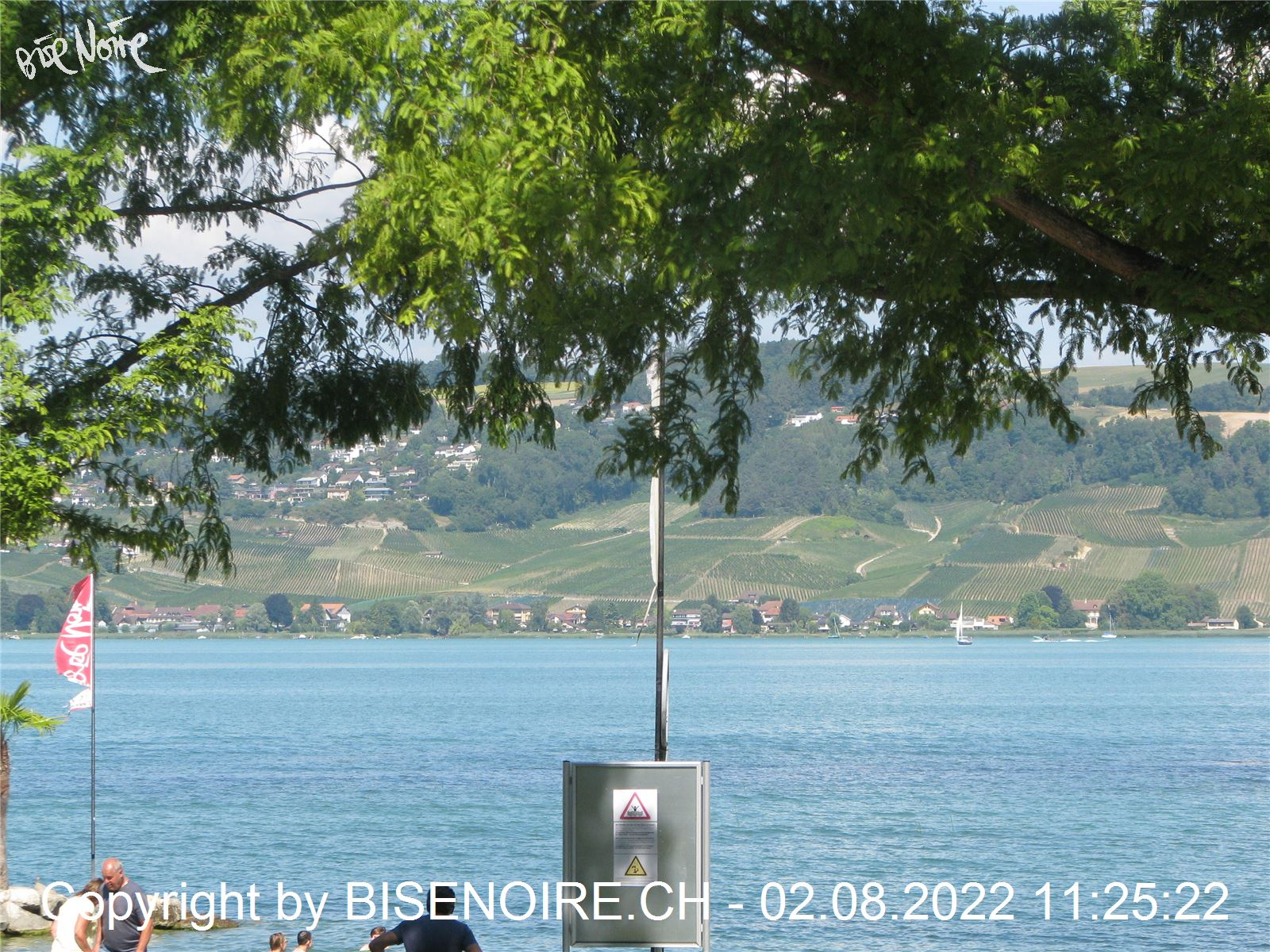 Murten - Bise Noire Beach (NW)