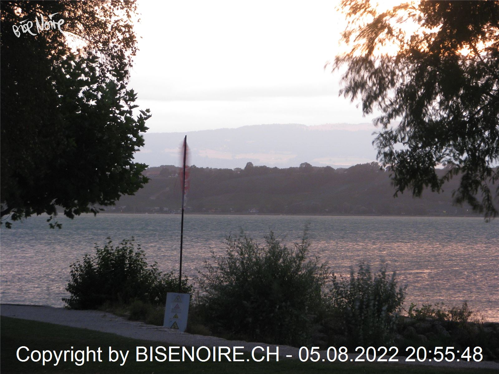 Murten - Bise Noire Beach (NNW)